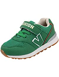 HOBEA Knight, Zapatos Unisex Bebé, Verde (Green), 18/19 EU