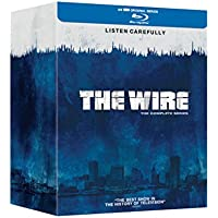 The Wire Complete Season Blu-ray Boxset