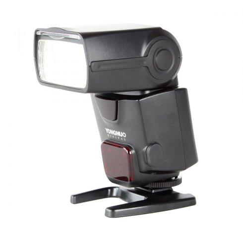 Yongnuo Speedlite Blitzgerät YN-510 EX, wireless TTL tauglicher Systemblitz für Canon/ u. Nikon