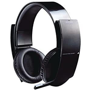 Official Wireless Stereo 7.1 Headset PS3 [UK-Import]