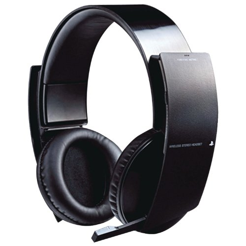 Sony PS3 Wireless Stereo Headset Headband Headset