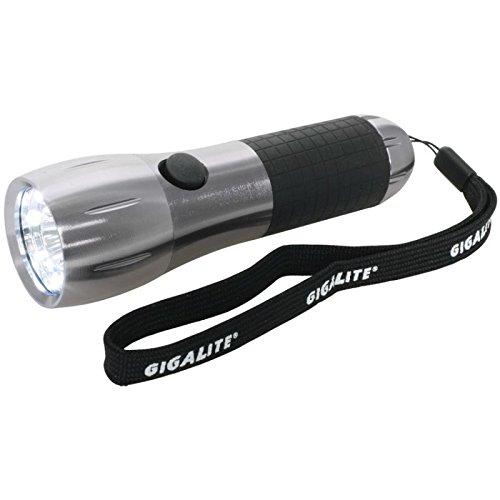 Taschenlampe, G9, 1 Xenon und 7 LEDs, MELLERT