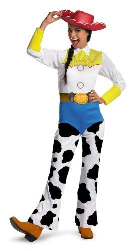 Adult Story Toy Kostüme Jessie (?? Disney Toy Story - Jessie Classic Adult Costume Disney Toy Story - Jessie Classic Adult Costume Halloween Size: Medium (8-10) (japan)