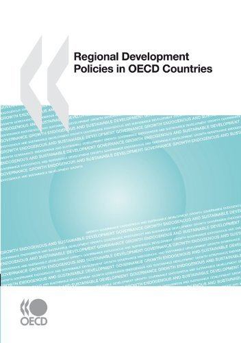 Regional Development Policies in OECD Countries by OECD Organisation for Economic Co-operation and Development (2010-11-04)