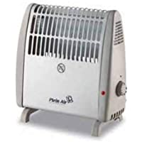 Mini convector Aire Caliente Plein Air tc-400 con termostato ajustable 400 W