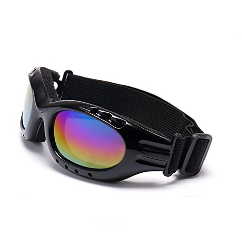 Z-P Unisex Outdoor Sports Motorcycle Cycling Windproof Dustproof Ski Snowboard Hiking Equipment Anti-reflection UV400 Shield Goggles