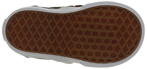 Vans Atwood V - Scarpe Primi Passi Unisex – Bimbi 0-24, Multicolore (floral/multi), 19 EU Multicolore (monster/black/white)