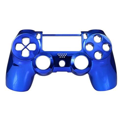 PS4 Oberschale für Dualshock 4 Controller - chrom blau (3 Playstation Modell-nummer)