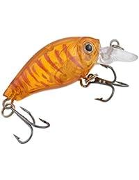 Roblue – Señuelo de Pesca Peces biónica Colores Viviente multisegements Duros para Sun-Fish Falso