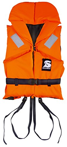 *Secumar Rettungsweste Bravo 20 – 30 kg 100 N – Schwimmweste*