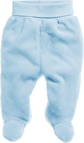 Schnizler Unisex Baby Kuschelfleece Hose, Blau (Bleu 17), 56
