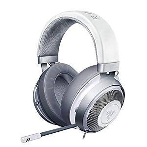 Razer Kraken Gaming Headset 2019, Leichter Aluminiumrahmen, einziehbares Mikrofon mit Geräuschunterdrückung