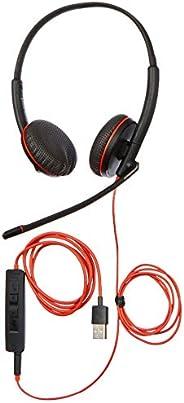 Plantronics 209747-22 Blackwire C3225 Headset,7.4 x 2.4 x 8.6 Inches