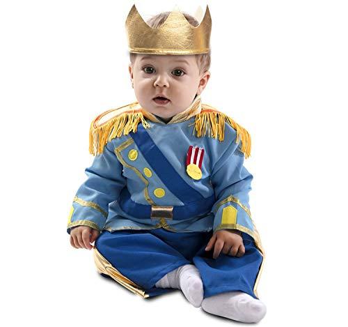 Und Prinz König Kostüm - EUROCARNAVALES Kinder Kostüm Kleiner Prinz Archie 1-2 Jahre König Märchen Fasching Karneval