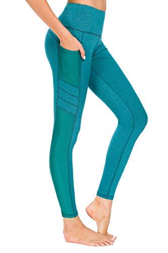se Sport leggings Tights, Grün, XXL (DE46-48) ()