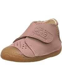 Babybotte Zen - Patucos de Otra Piel Bebé-Niños, rosa (