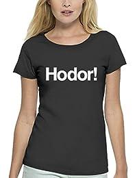 16fe9494a11ed5 Serien Premium Damen T-Shirt Aus Bio Baumwolle Hodor! Marke Stanley Stella