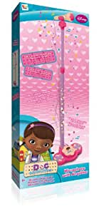 Doc Mcstuffins Microphone With Amp