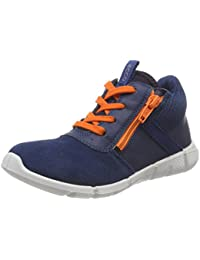 b11a190264a ECCO Baby Boys Intrinsic Mini Low-Top Sneakers