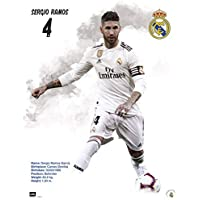 Erik Editores Mini Poster Real Madrid 2018/2019 Sergio Ramos