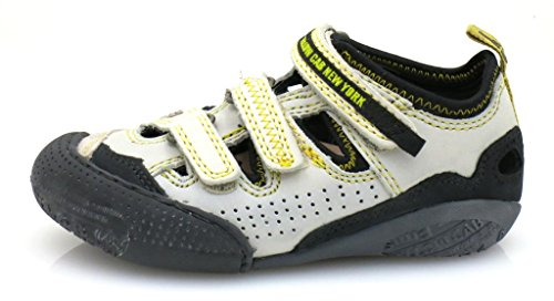 Yellow Cab Sandales trekking sandales Sandales en cuir Chaussures pour les gars Y303 Sable