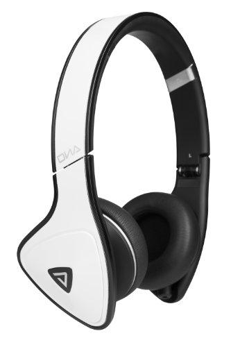Monster DNA White Tuxedo OnEar-Kopfhörer mit ControlTalk für Apple weiß/schwarz Monster Cable Dna