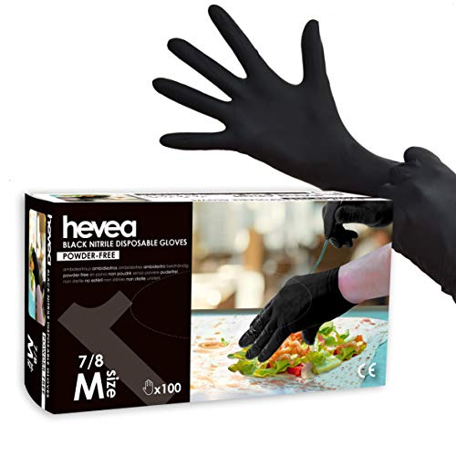 guanti usa e getta per alimenti Hevea