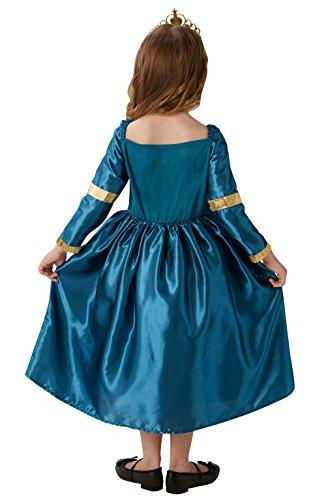 Imagen de rubie 's oficial de disney princesa valiente merida childs deluxe disfraz alternativa