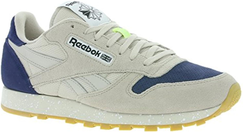 Herren Sportschuhe  color Beige   marca REEBOK  modelo Herren Sportschuhe REEBOK CLASSIC LEATHER SPECKLE