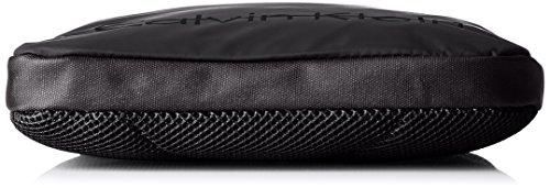 Calvin Klein Jeans - Logan 2.0 Flat, Borsa a tracolla Uomo Nero