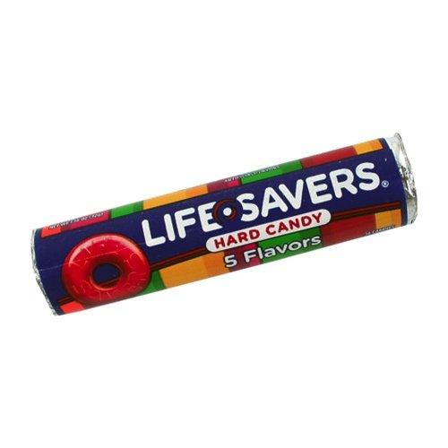 Preisvergleich Produktbild Bonbons LIFE SAVERS 5 Flavors - im Rettungsring Look