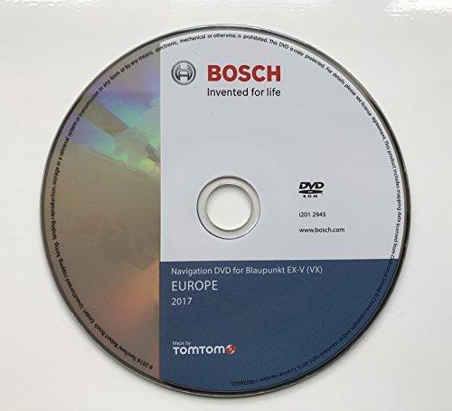 2017VW MFD2RN S2SAT NAV Map Update Disc Navigation DVD Europa (Gps-update-disk)