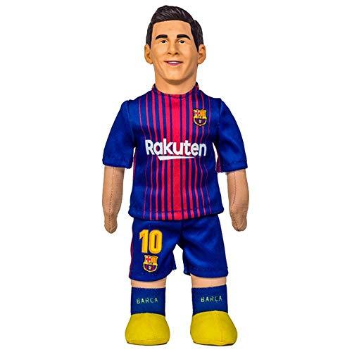 Offizielles FC Barcelona Schneemann FC Barcelona Plüsch–25cm–Messi 10