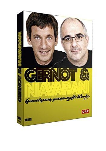 Gernot & Navarani: Gemeinsam gesammelte Werke (4 DVDs)