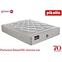 Comparador de precios Colchón Partenon SmartPik Pikolin Muelle 160X200 - precios baratos