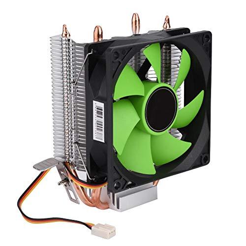 90mm 3Pin Lüfter CPU Kühler Kühlkörper Ruhig Für Intel LGA775 / 1156/1155 AMD AM2 / AM2 + / AM3 (Lga775 Cpu Kühler)