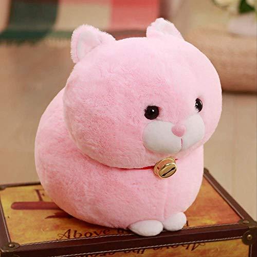 ch Spielzeug Kissen, Katze Spielzeug, 30cm, Cartoon Niedliche Katze Spielzeug, Kinder, Erwachsene Geburtstag Geschenke 30cm rosa ()
