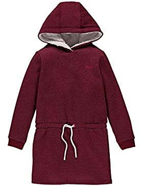 Bench Hooded Sweat Dress, Vestido para Niñas
