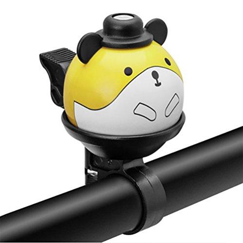 RUIX Fahrrad-Klingel Persönlichkeit Cartoon Kind Radfahren Ausrüstung,A