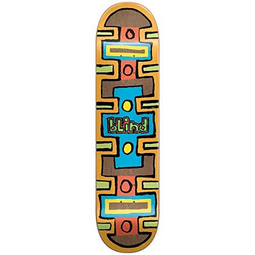 Herren Skateboard Deck (Blind Skateboard Deck Square Space HYB 8.25