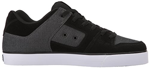 Dc Shoes D0301024, Scarpe Sportive Uomo Noir / Charcoal