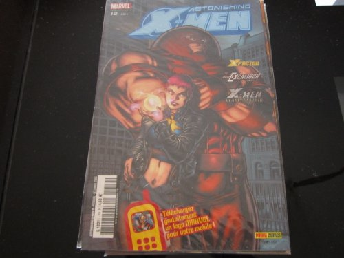 ASTONISHING X-MEN N° 19 (2006) comics vf