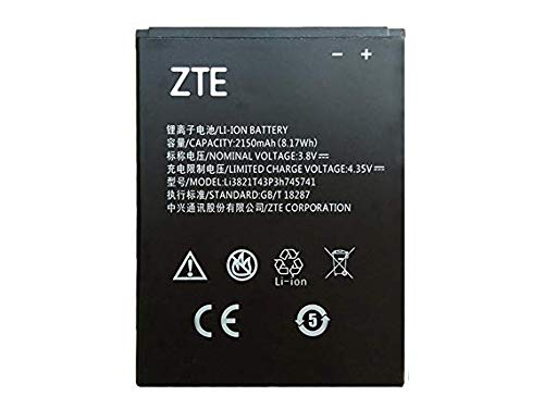 TPC - Bateria Original ZTE Li3821T43P3h745741 Blade