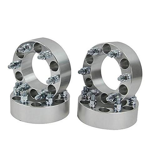 Alloyworks 4pcs de roue Spacer adaptateur pour Landcruiser 40/60/70/80/906× 139.7mm 30mm