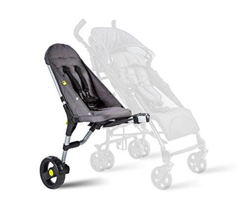 *Buggypod Lite 4. Gen – Beiwagen für Kinder- und Sportwagen*