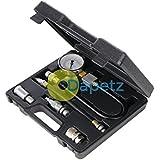 Daptez Moteur Essence Compression Kit Pour Tester 5Pce - Identifie Porté Valves Bagues De Piston