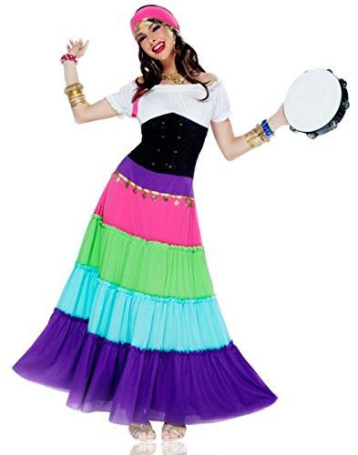 Goddessey Renaissance Gypsy Costume Medium