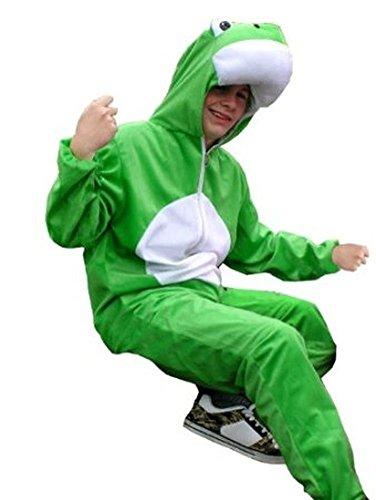 J01 Größe M-L Froschkostüm Frösche Kostüme Frosch Kostüm Karneval Fasching ()