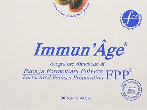 Named Immun Age Integratore Alimentare Antiossidante - 30 Bustine Orosolubili