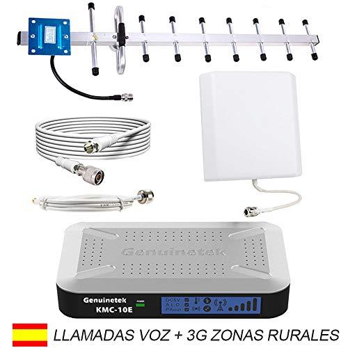 Genuinetek KMC-2 900. Amplificador Cobertura móvil